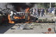 В Днепре на проспекте Хмельницкого взорвался Nissan: погибло два человека