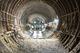 Вовсю льют бетон: как продвигается строительство метро в Днепре