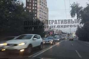 На левом берегу Днепра жуткие пробки: что происходит