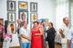 В Днепропетровском художественном музее открыли новую выставку и представят уникальный альбом