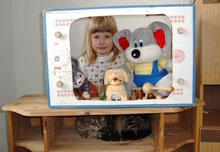 Детская телевизионная передача из Днепропетровска получила признание