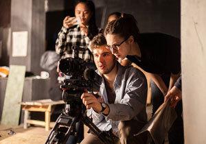 Режиссер Александра Тесленко: «Идем пропагандировать кино в школы и детсады»