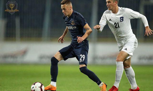 Полузащитник Днепра-1 признан игроком месяца в Первой лиге