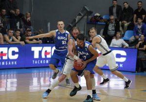 БК «Днепр» обыгрывает «Одессу»