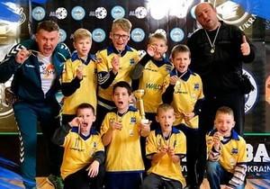 Днепровские спортсмены победили в первом туре чемпионата Украины по флорболу