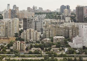 В Украине ограничили плотность застройки в городах