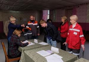 На Днепропетровщине начались масштабные учения по эвакуации людей