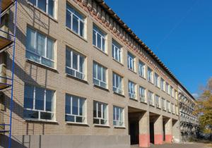 В Васильковке реконструируют опорную школу