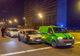 На Слобожанском проспекте инкассаторы врезались в автомобиль охранной фирмы