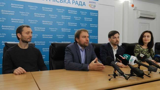 Ведущие архитекторы Украины откреативят центр Днепра