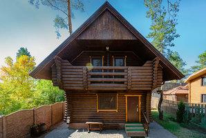 Пора перебираться из шумного города! Просторный современный дом в сосновом лесу, недалеко от тихой реки сдается в долгосрочную аренду