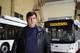 12 новых троллейбусов ЮМЗ выйдет на городские маршруты в этом году