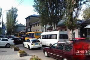 Как решить проблему транспортного коллапса в нагорной части Днепра?