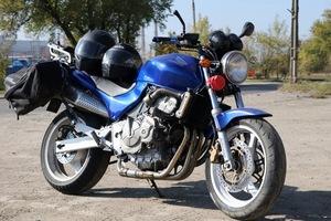 В Днепре на Днепросталевской в ДТП с мотоциклом пострадала женщина