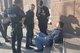 В Днепре полицейские задержали двоих мужчин, бросавшихся на прохожих с ножом