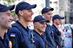 В Днепре нацгвардейцы представили первые результаты совместного патрулирования с полицией