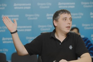 Иван Васючков: «В Днепре появится четыре транспортных хаба»