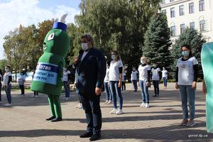 Валерий Сердюк: «С 19 октября вся область будет в оранжевой зоне»