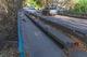 В Днепре на Игрени разрушается мост