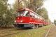 На 12 маршрут вышли 12 трамваев из Лейпцига