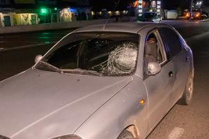 В Днепре возле «Каравана» Daewoo сбил мужчину