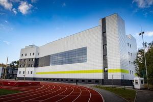 В Днепре построили «с нуля» современный спорткомплекс для олимпийцев