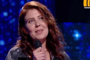 Наташа, которая поет в электричках и трамваях: интервью с финалисткой шоу «Співають всі»