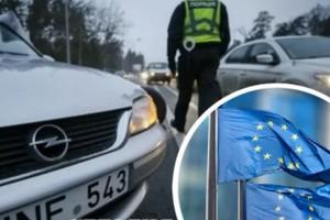 Украинцы массово возвращают «евробляхи» в Европу – в чем причина