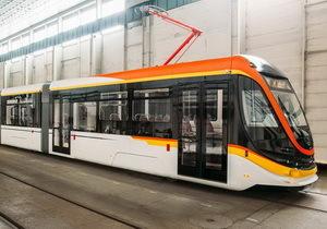 Экспериментальный трамвай  днепровского производства не прошел испытаний в условиях Каменского