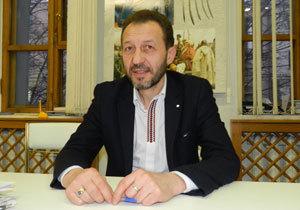 Владимир Панченко: «Гордиться – Днепром, любить – Украину!»