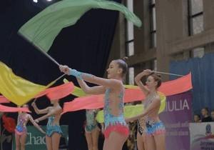 Впервые за 15 лет Днепр принимает чемпионат Украины по художественной гимнастике