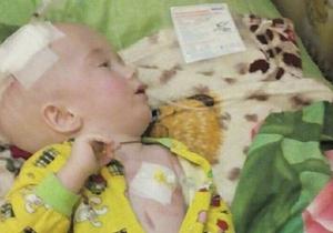 Нужна помощь малышу, для которого больница стала домом