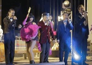 Культурная столица: В Днепре начался второй международный фестиваль кабаре «Большая сходка»