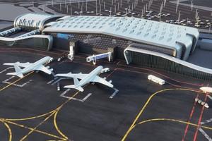 На строительство международного аэропорта в Днепре выделили 1 миллиард гривен