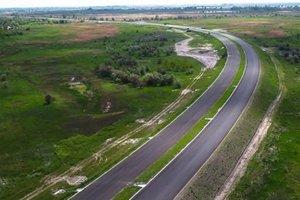 На Днепропетровщине открыли часть трассы Днепр-Решетиловка