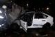 В Днепре спасатели ликвидировали возгорание легкового автомобиля