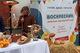 В Днепре прошла ярмарка под названием «Воскресник», на которой людей призывали голосовать
