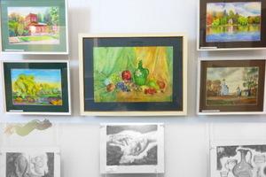 В Днепровском Доме искусств откроют грандиозную выставку живописи