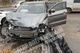 В Днепре на Набережной Заводской Nissan врезался в Skoda: пострадал мужчина