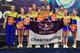 Черлидеры из Днепра завоевали 4 золота на Кубке Украины