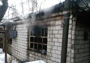 У Дніпрі на пожежі загинув чоловік