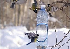 В Днепре нужно спасать птиц. Нужны кормушки!