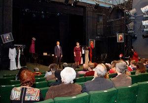 В Днепре начался фестиваль моно- и камерных спектаклей «Виват, актер»