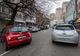 В центре Днепра столкнулись два автомобиля: образовалась пробка