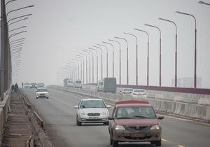 В Днепре Центральный мост открыли для всех