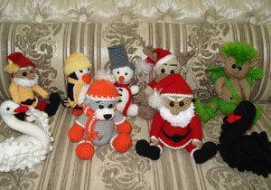 Мир удивительных игрушек Елены Макеенковой