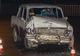 На Слобожанском проспекте столкнулись BMW и «Москвич»: пострадала девушка
