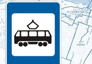 18 декабря с 21:30 приостановится работа трамвая №18, а №19 изменит маршрут