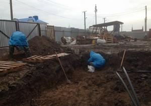 Днепровские поисковики нашли погибших защитников города
