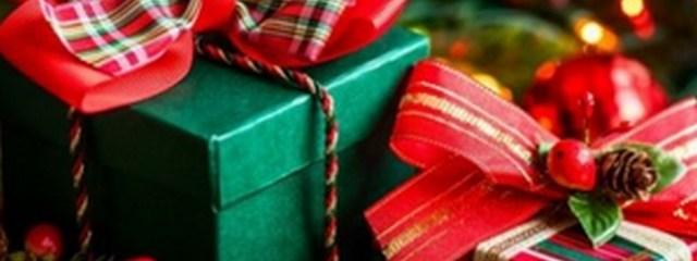 В Днепре презентовали выставку о новогодних подарках